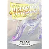 Dragon Shield AT-10001s Protective Sleeves (100-Pack), Clear