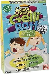 ジェリーバフ (Gelli Baff) カラーチェンジ イエロー→グリーン スライム