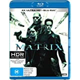 The Matrix (4K Ultra HD + Blu-ray)
