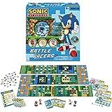 Shinobi 7 Sonic The Hedgehog Battle Racers Board Game