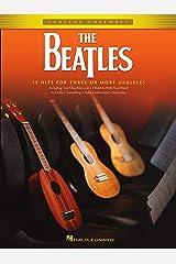 The Beatles for Ukulele Ensemble Songbook Kindle Edition