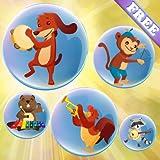 楽器やサウンド : 音楽は子供のための泡!幼児のための教育的なゲーム - 無料 - Best Reviews Guide