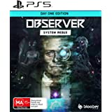 Observer System Redux Day One Edition - PlayStation 5