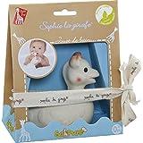 Sophie the giraffe Bath Toy, Brown/ White