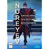Nureyev Box / Swan Lake / Nutcracker / Don Quixote [DVD]