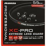 HAKUBA 55mm レンズフィルター XC-PRO 高透過率 撥水防汚 薄枠 日本製 レンズ保護用 CF-XCPRL…