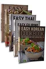 Easy Asian Cookbook Box Set: Easy Korean Cookbook, Easy Filipino Cookbook, Easy Thai Cookbook, Easy Indonesian Cookbook, Easy Vietnamese Cookbook (Korean ... Recipes, Asian Recipes, Asian Cookbook 1) Kindle Edition
