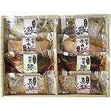 丸市食品 煮魚 焼き魚セット [冷凍食品] おかず 食べ比べセット 福井県産 ギフト