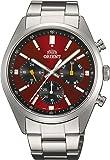[オリエント時計] 腕時計 ネオセブンティーズ スタンダード Neo70's PANDA クオーツ WV0031UZ シルバー