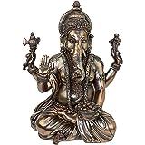 Design Toscano 11 in. The Lord Ganesh Sculpture [Kitchen]