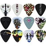 P Perri's Leathers Ltd. Guitar Picks (LP12-PF1)