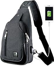 CtwoQ ボディバッグ ワンショルダーバッグ 斜めがけ 軽量 左右肩がけ対応 iPad mini 収納可