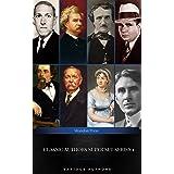 Classic Authors Super Set Series 1: (ShandonPress): Mark Twain, Edgar Allan Poe, , H.P Lovecraft,Robert E. Howard...
