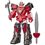 """Power Rangers Beast Morphers Beast Racer Zord 10""""-Scale Power Rangers Action Figure Toy from Power Rangers TV Show"""