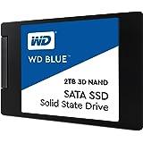 WD 内蔵SSD 2.5インチ / 2TB / WD Blue 3D / SATA3.0 / WDS200T2B0A