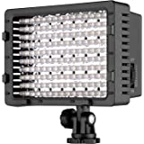 NEEWER CN-216 216PCS LED Dimmable Ultra High Power Panel Digital Camera/Camcorder Video Light, LED Light for Canon, Nikon, Pe