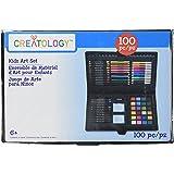 Kids Art Set 100 Piece by Creatology