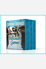 Billionaire Games Boxed Set (The Marriage Bargain, The Marriage Caper, The Marriage Fix) Kindle Edition