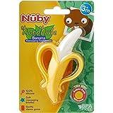 Nuby Nananubs Banana Massaging Toothbrush, Multi,