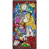 TILE ディズニー iPhone SE 2020 第2世代/8/7 ケース ステンドグラス風 グリッター [アリス]