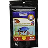 Northfin Food Cichlid Formula 2Mm Pellet 100 Gram Package