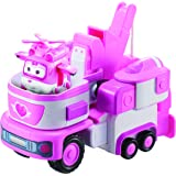 Super Wings - Transforming Vehicle Dizzy Toy Figure