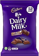 Cadbury Dairy Milk Sharepack, 144 g