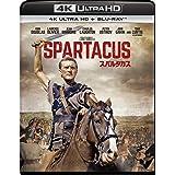 スパルタカス 4K Ultra HD+ブルーレイ[4K ULTRA HD + Blu-ray]
