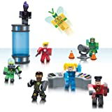 Roblox 10763 Action Collection - Heroes of ia Playset [Includes Exclusive Virtual Item]