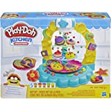 Play-Doh - Kitchen Creations - Sprinkle Cookie Surprise Play Food Set - Inc 5 Tubs of Dough - Creative Kids Toys - Ages 3+,Bl