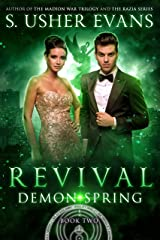 Revival (Demon Spring Book 2) Kindle Edition
