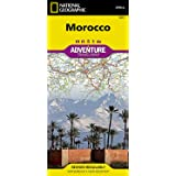 National Geographic Adventure Map Morocco