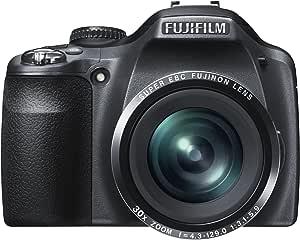 FUJIFILM デジタルカメラ FinePix SL300 ブラック F FX-SL300 B
