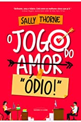 "O jogo do amor ""Ódio"" (Portuguese Edition) Kindle Edition"