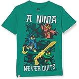 LEGO Boys' MWe-T-Shirt Ninjago