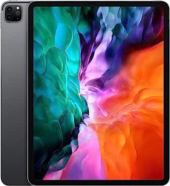 2020 Apple iPad Pro (12.9インチ, Wi-Fi, 128GB) - スペースグレイ (第4世代)