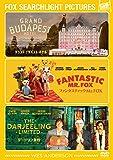 ウェス・アンダーソン DVDコレクション (3枚組)