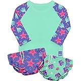 Bambino Mio, Swim Set, Violet, Large (1-2 Years),