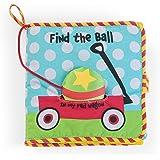 Manhattan Toys Find the Ball Soft Book