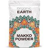 Organic Earth Makko Powder - High Grade Premium Incense for Making Cones and Coil Incense DIY Gift, 4 Ounce