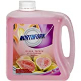 NORTHFORK 635163844 Liquid Hand Wash Guava Papaya Cucumber 2L
