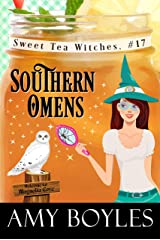 Southern Omens (Sweet Tea Witch Mysteries Book 17) Kindle Edition
