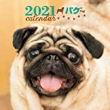 2021年 大判カレンダー パグ (誠文堂新光社カレンダー)