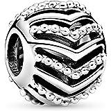 PANDORA Stylish Wish Charm 925 Sterling Silver - 797805