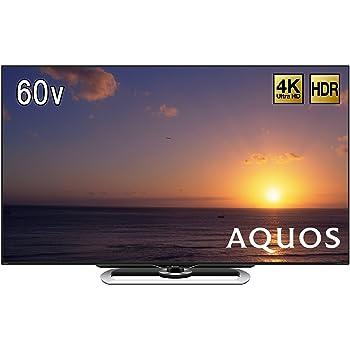 シャープ 60V型 4K対応液晶テレビ AQUOS LC-60US40 HDR対応 リッチブライトネス搭載