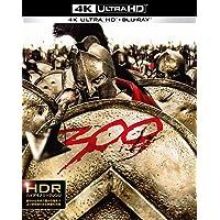 300 (スリーハンドレッド) (4K ULTRA HD & ブルーレイセット)(2枚組)[4K ULTRA HD…