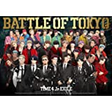 BATTLE OF TOKYO TIME4 Jr.EXILE (CD+Blu-ray3枚組)(初回生産限定盤)