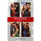 Modern Box Set 1-4 Nov 2020/Christmas Babies for the Italian/His Scandalous Christmas Princess/Playing the Billionaire's Game