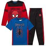 Marvel Spiderman Boys Everyday Active Wear Bundle Pants Set (2-Piece or 3-Piece)