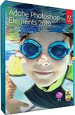 Adobe Photoshop Elements 2019|日本語|Windows/Macintosh版